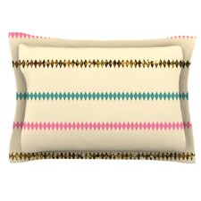 Diamonds by Skye Zambrana Woven Pillow Sham