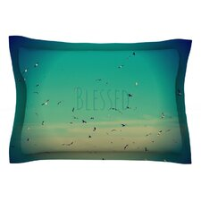 Blessed by Robin Dickinson Cotton Pillow Sham