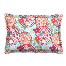 Balls by Louise Machado Cotton Pillow Sham