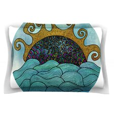 Oceania by Pom Graphic Design Cotton Pillow Sham