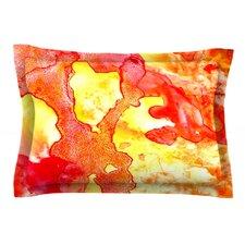 Hot Hot Hot by Rosie Brown Cotton Pillow Sham
