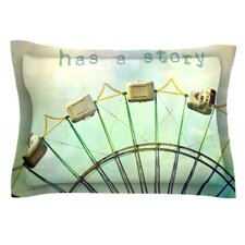 Every Summer Has a Story by Sylvia Cook Cotton Pillow Sham
