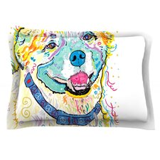 Milo by Rebecca Fischer Cotton Pillow Sham