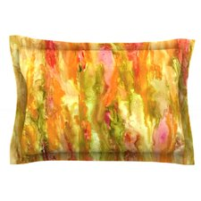 Walk in the Forest by Rosie Brown Cotton Pillow Sham