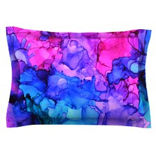 Audrey by Claire Day Cotton Pillow Sham