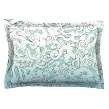 Entangled Souls by Mat Miller Woven Pillow Sham