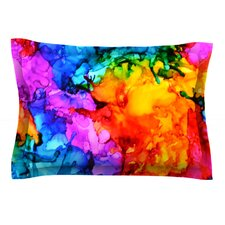 Sweet Sour II by Claire Day Cotton Pillow Sham