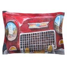 Vintage in Cuba by Rosie Brown Cotton Pillow Sham