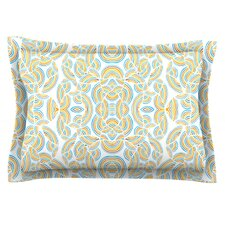 Infinite Thoughts by Pom Graphic Design Woven Pillow Sham