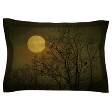 Starry Night by Robin Dickinson Cotton Pillow Sham