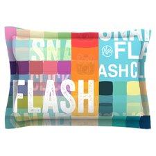 FLASH Woven Pillow Sham