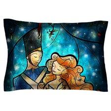 Nutcracker by Mandie Manzano Woven Pillow Sham