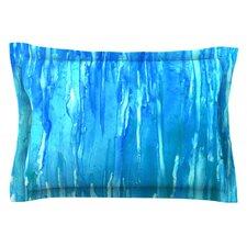 Wet & Wild by Rosie Brown Cotton Pillow Sham