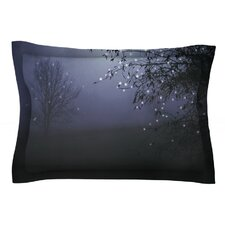 Song of the Nightbird by Monika Strigel Woven Pillow Sham