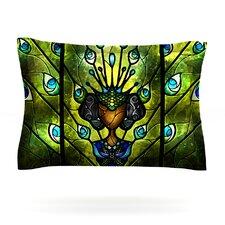 Angel Eyes by Mandie Manzano Cotton Pillow Sham