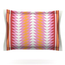 Bomb Pop by Skye Zambrana Cotton Pillow Sham
