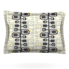 Carnaby by Gill Eggleston Woven Pillow Sham