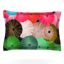 Parasol by Heidi Jennings Woven Pillow Sham