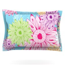 Summer Time by Laura Escalante Woven Pillow Sham
