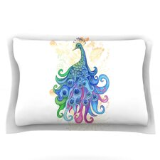 Peace by Catherine Holcombe Woven Pillow Sham