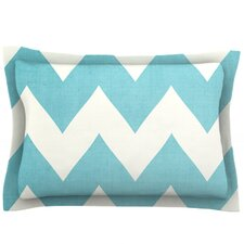 Salt Water Cure by Catherine McDonald Woven Pillow Sham