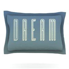 Dream Print by Galaxy Eyes Woven Pillow Sham