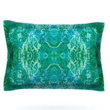 Eden by Nikposium Woven Pillow Sham