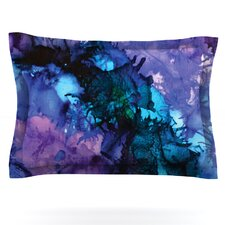 Soul Searching by Claire Day Woven Pillow Sham