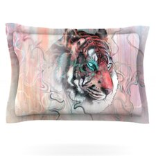 Illusive by Nature by Mat Miller Woven Pillow Sham