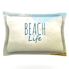 Beach Life by Iris Lehnhardt Woven Pillow Sham