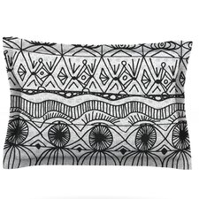 Blanket of Confusion by Catherine Holcombe Woven Pillow Sham