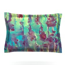 Splash by Rosie Brown Woven Pillow Sham