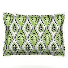Oak Leaf by Jacqueline Milton Woven Pillow Sham