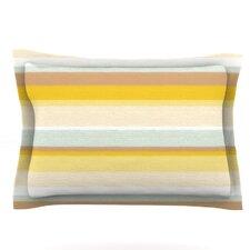 Desert Stripes by Nika Martinez Woven Pillow Sham