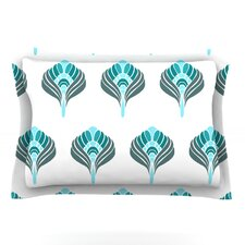 Peacock Woven Pillow Sham