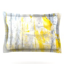 Abstraction by CarolLynn Tice Woven Pillow Sham