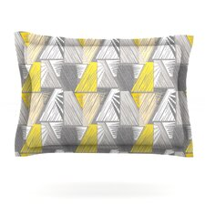 Linford by Gill Eggleston Woven Pillow Sham