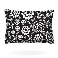 Cherry Floral by Nicole Ketchum Woven Pillow Sham