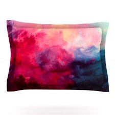 Reassurance by Caleb Troy Woven Pillow Sham