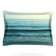 Somewhere by Myan Soffia Woven Pillow Sham