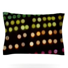 City Lights by Catherine McDonald Woven Pillow Sham