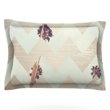 Oasis by Catherine McDonald Woven Pillow Sham