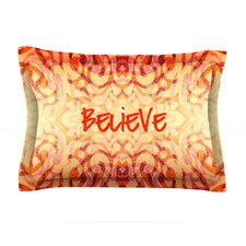 Tattooed Believer by Caleb Troy Cotton Pillow Sham