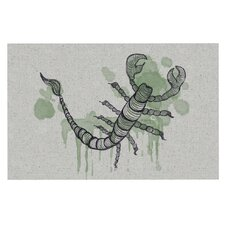 Scorpio by Belinda Gillies Decorative Doormat