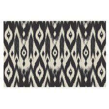 Tribal Ikat by Amanda Lane Decorative Doormat