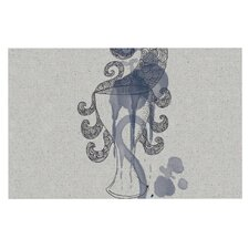 Aquarius by Belinda Gillies Decorative Doormat