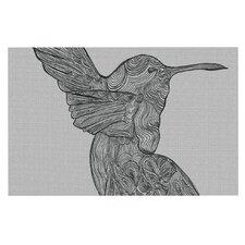 Hummingbird by Belinda Gillies Decorative Doormat