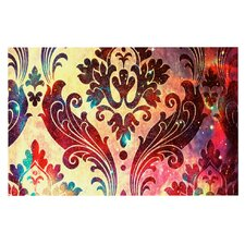 Galaxy Tapestry by Caleb Troy Decorative Doormat