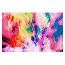 Technicolor Clouds by Caleb Troy Decorative Doormat