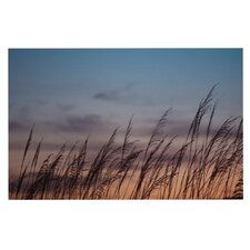 Sunset on the Beach by Catherine McDonald Decorative Doormat